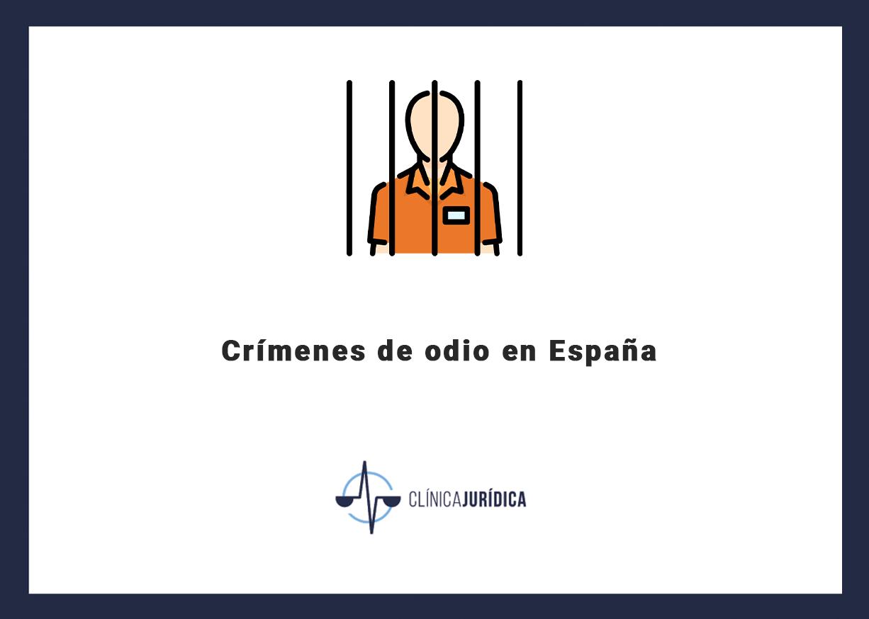Crimenes odio Espana