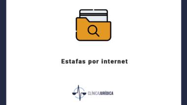 Estafas internet