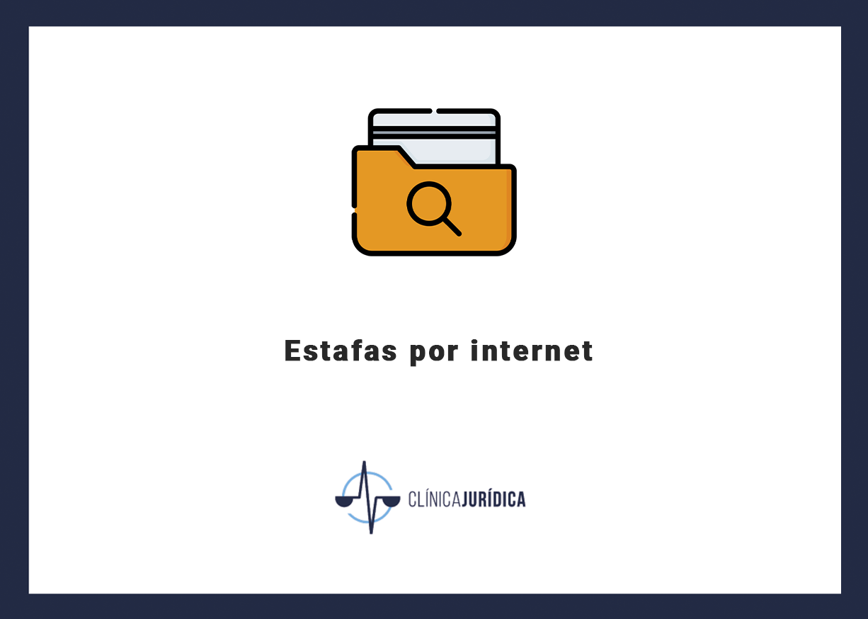 Estafas internet