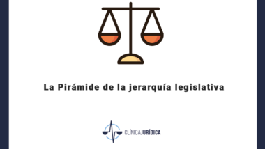 La Pirámide de la jerarquía legislativa