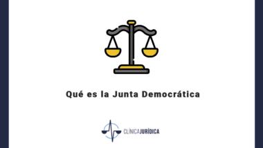Qué es la Junta Democrática