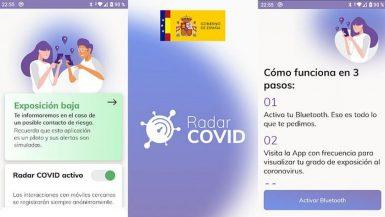 La privacidad de los usuarios en la nueva app 'Radar Covid'